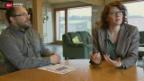 Video «Neu gewählte Gemeinderätin gibt Amt vor Antritt ab» abspielen