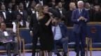 Video «Trauerfeier für Aretha Franklin» abspielen