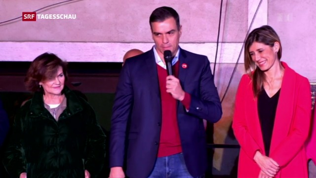 Sozialisten und Podemos streben Koalition an