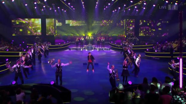 Video «BML Talents - Medley» abspielen