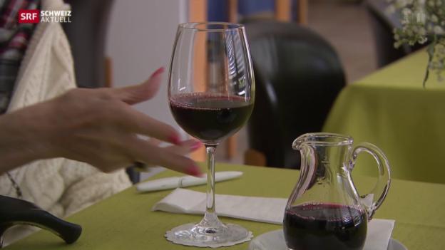 Video «Alkohol im Alter» abspielen