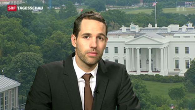 Video «Obamas neue Richtlinien für Dronen» abspielen