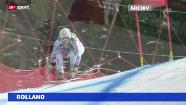 Video «Marion Rolland verpasst Olympia («sportaktuell»)» abspielen