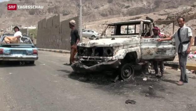 Video «Die Komplexität des Konfliktes im Jemen» abspielen