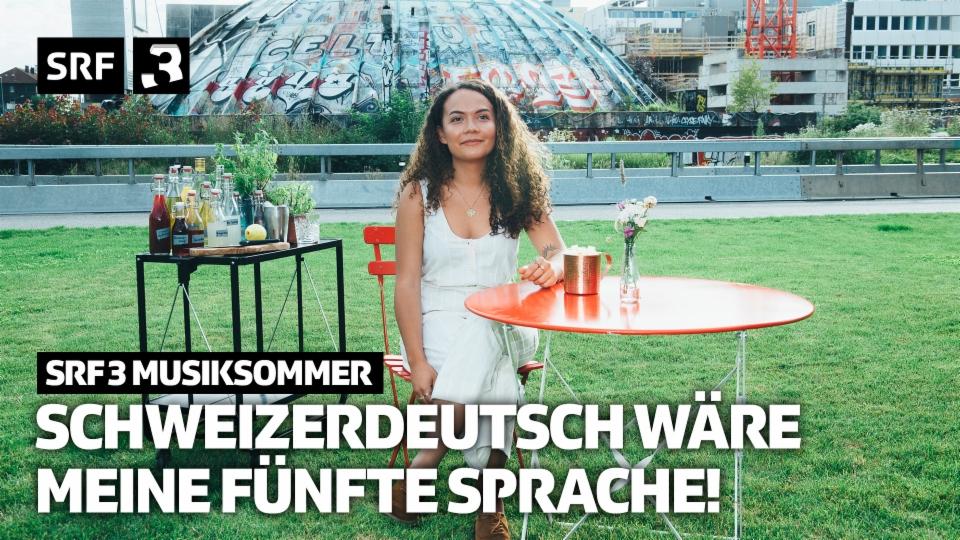 Caroline Alves: «Schweizerdeutsch wäre meine fünfte Sprache»