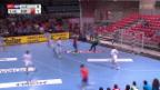 Video «Handball: Swiss Cup, Schweiz - Spanien» abspielen