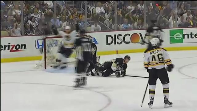 Eishockey: Tore zwischen Pittsburgh und Boston