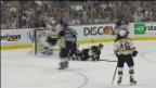 Video «Eishockey: Tore zwischen Pittsburgh und Boston» abspielen
