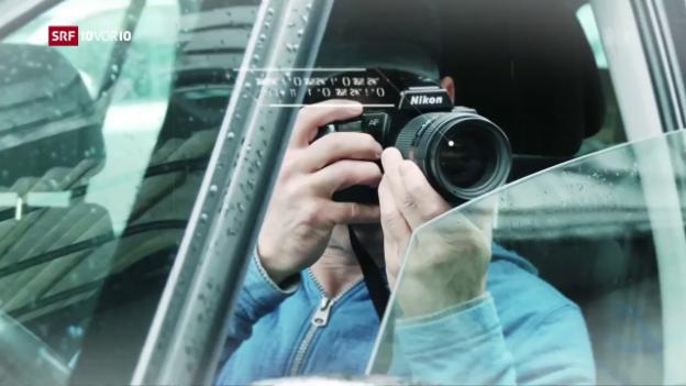 Video «Schweizer in Deutschland unter Spionageverdacht» abspielen