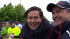 Video «Sven Furrer und René Rindlisbacher: Den letzten beissen Edelmais» abspielen
