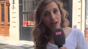 Video «Fussball: Florence en France» abspielen