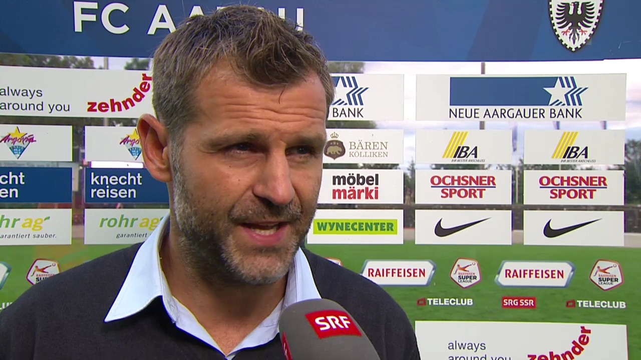Fussball: Interview mit Sven Christ