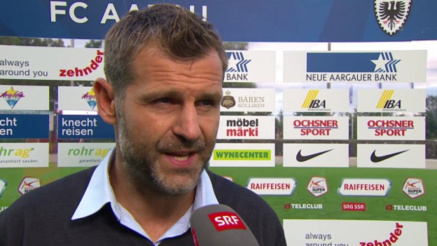 Video «Fussball: Interview mit Sven Christ» abspielen