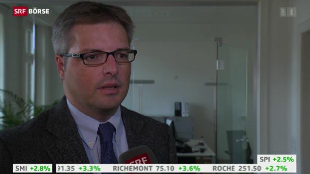 Video «SRF Börse vom 25.09.2015» abspielen