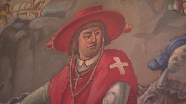 Video «Das Schlachtross des Papstes» abspielen