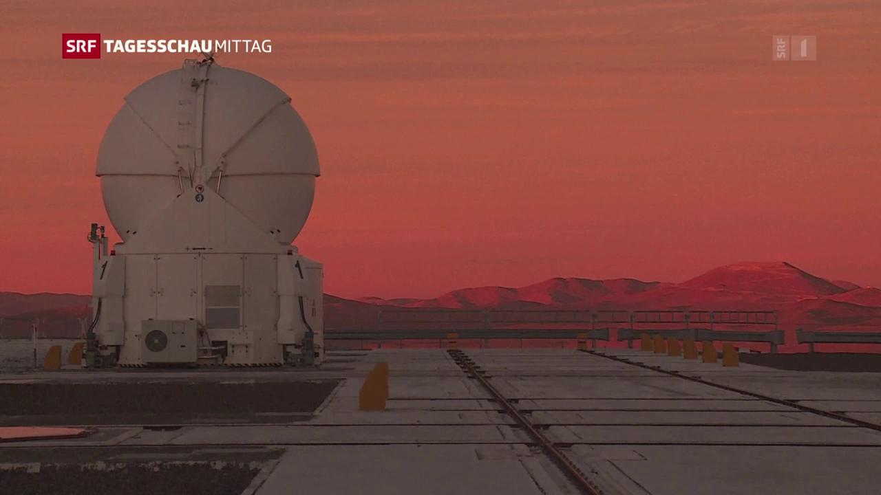 Genf verbessert Weltraumforschung