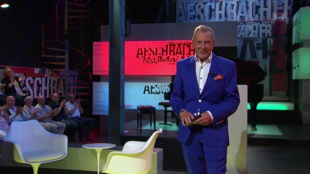 Video «Aeschbacher - Überraschung!» abspielen