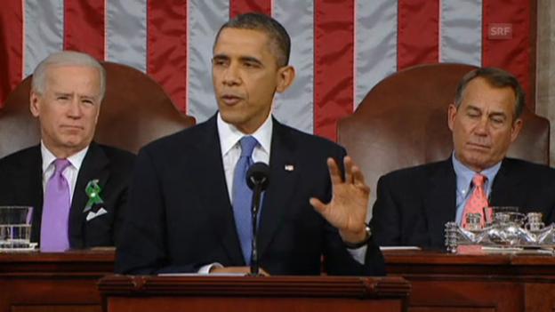 Video «Obamas Klare Worte zum Klimawandel» abspielen
