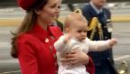 Video «Fashion-Vorbild: Prinz George setzt Mode-Trends» abspielen