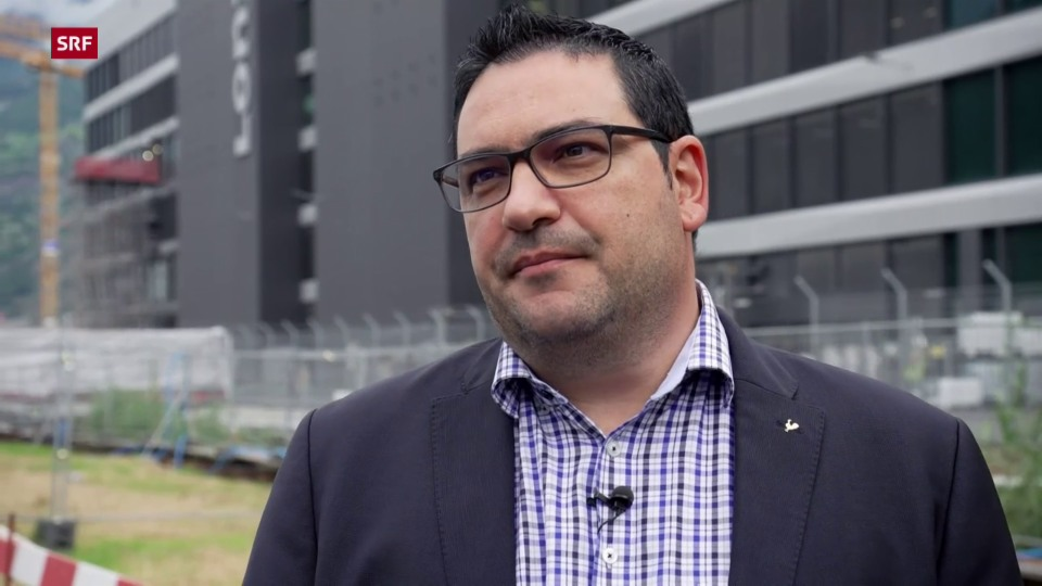 Giovanni Gallo: «Die neuen Mitarbeiter sollen sich hier wohl fühlen.»