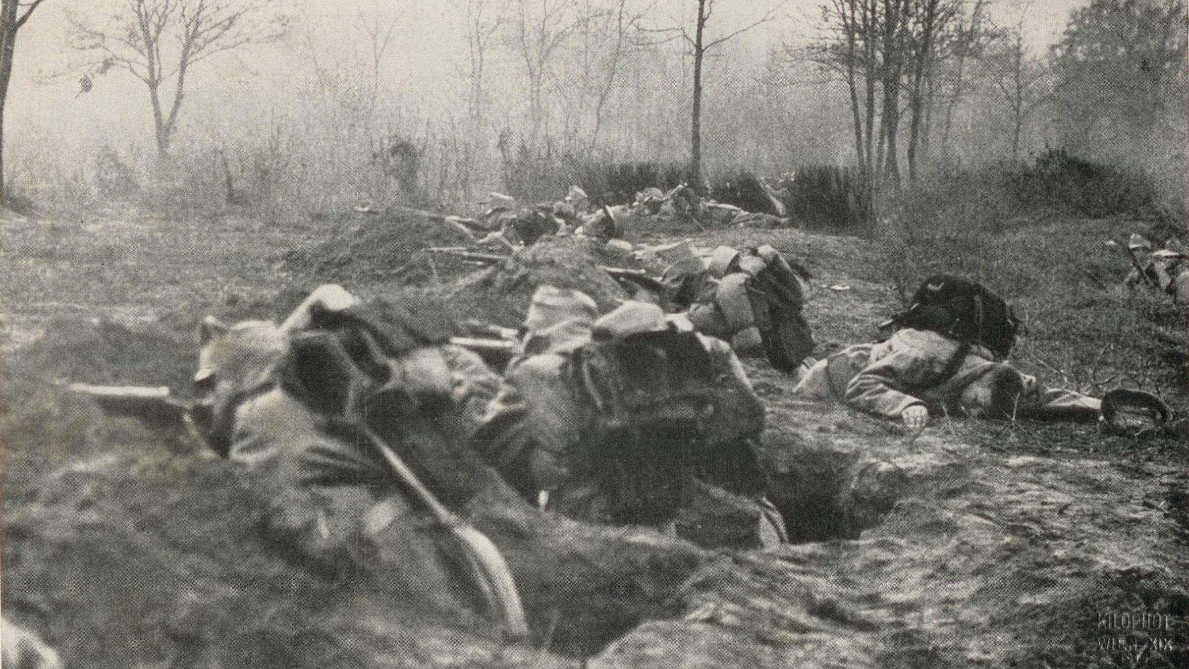 Anton Holzer: «Bilder aus dem Ersten Weltkrieg sind keine Schnappschüsse.»