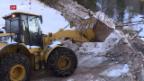 Video «Aufräumarbeiten im Wallis» abspielen