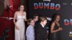 Video «Star-Auflauf an der «Dumbo»-Premiere» abspielen