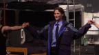 Video «Annina Frey mit erster Theaterrolle» abspielen