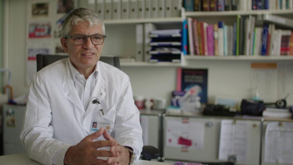 Infektiologe Manuel Battegay: «Mit sozialen Faktoren können wir nicht alles erklären.»