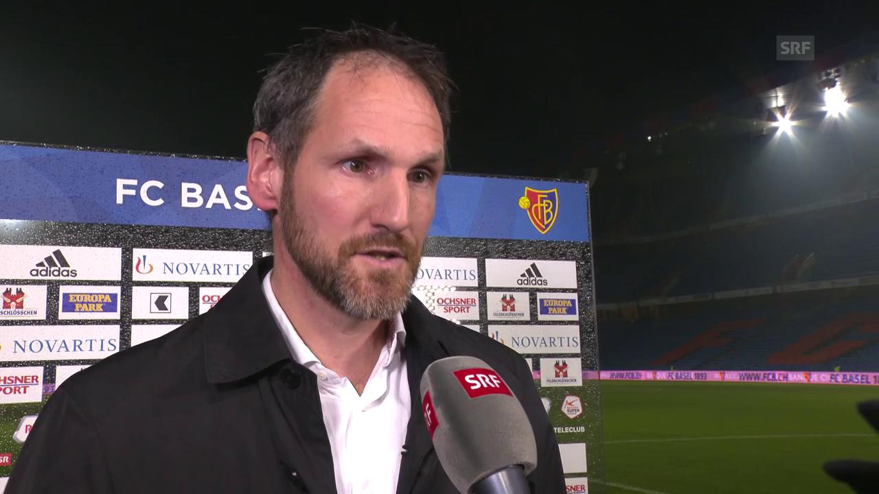 Referee Hänni: «Die Stimmung war ruhig«