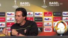Video «Sevilla-Coach Emery und der «Boxfight» mit Klopp» abspielen