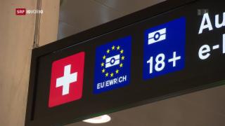 Video « Beziehung Schweiz - EU» abspielen