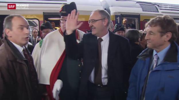 Video «Schweiz aktuell vom 17.12.2015» abspielen
