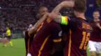 Video «Fussball: CL, Tor Alessandro Florenzi Roma - Barcelona» abspielen