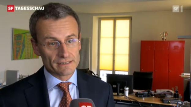 Video «Remund vom Bundesamt für Sport will auf das Urteil reagieren.» abspielen