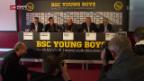 Video «Wie weiter mit YB nach Tod von Andy Rihs?» abspielen