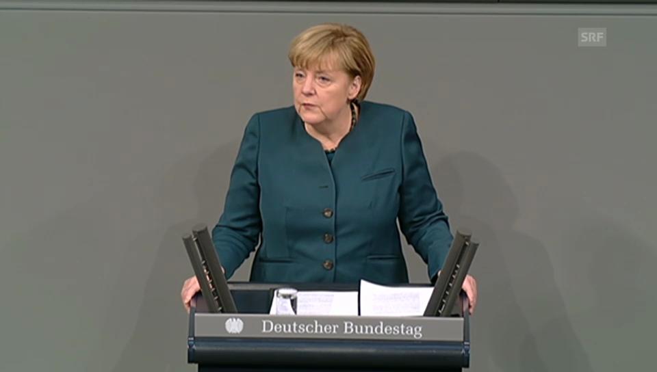 Merkel sieht «erste Zeichen der Hoffnung»