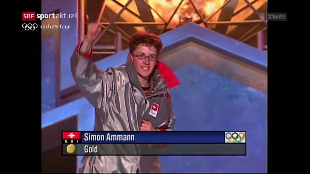 2002: Ammanns erstes Olympia-Doppelgold