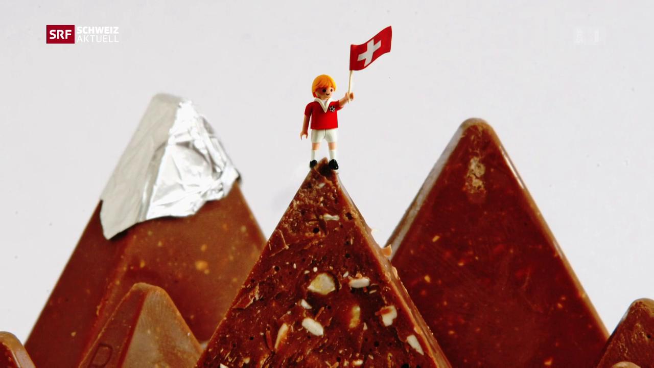 Wie die Schweiz zur Schokoladen-Weltmacht wurde