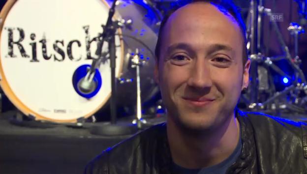 Video «Ritschi über die Freuden des «Papaseins»» abspielen
