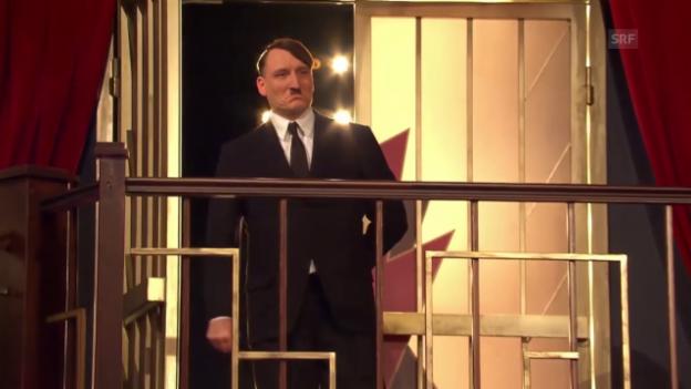 Video ««Er ist wieder da» – der Trailer» abspielen