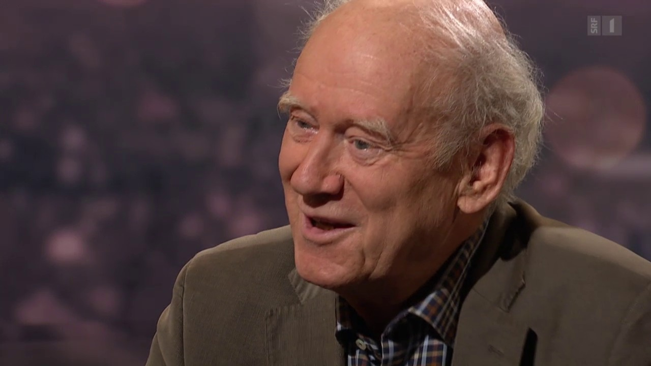 Gast: Franz Hohler, Schriftsteller