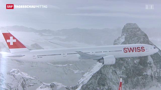 Swiss bestellt neue Flugzeuge