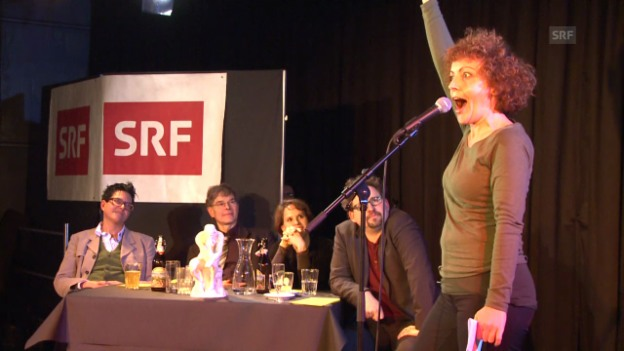 Video «Der Philosophy Slam 2013» abspielen