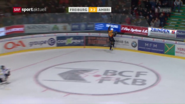 Video «Freiburg muss in die Verlängerung» abspielen