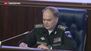 Video «Weiteres Kapitel im Streit zwischen Russland und der Türkei» abspielen