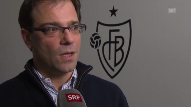 Video «Georg Heitz über die Spiele gegen Steaua Bukarest» abspielen