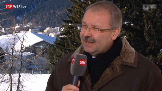 WEF-Direktor Alois Zwinggi über das Programm am Samstag