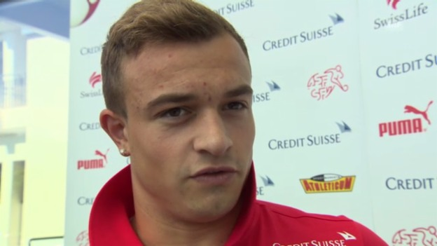 Video «Interview mit Xherdan Shaqiri» abspielen