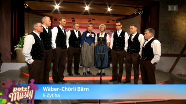 Video «Wäber-Chörli Bärn» abspielen